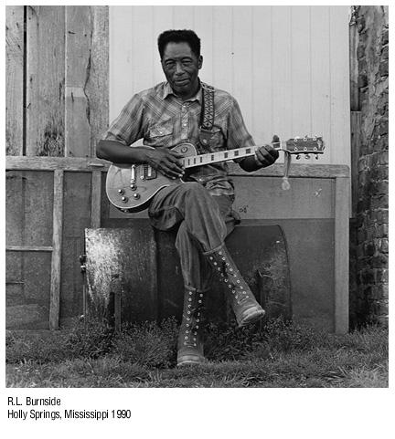 RL Burnside And The Sound Machine Bad Luck City